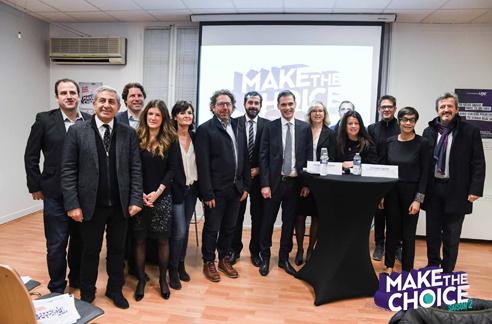 #Makethechoice ➜ Coup d'envoi de la saison 2 !