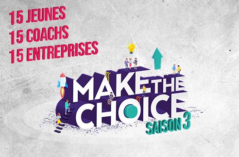 #Makethechoice ➜ Lancement de la saison 3